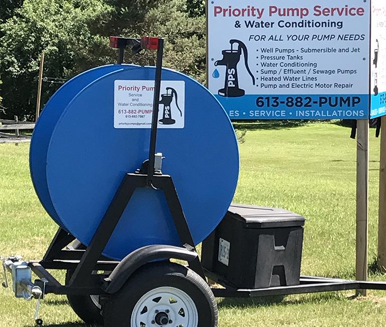 Pump Repair Services Kemptville, Ottawa Water Pump Specialist